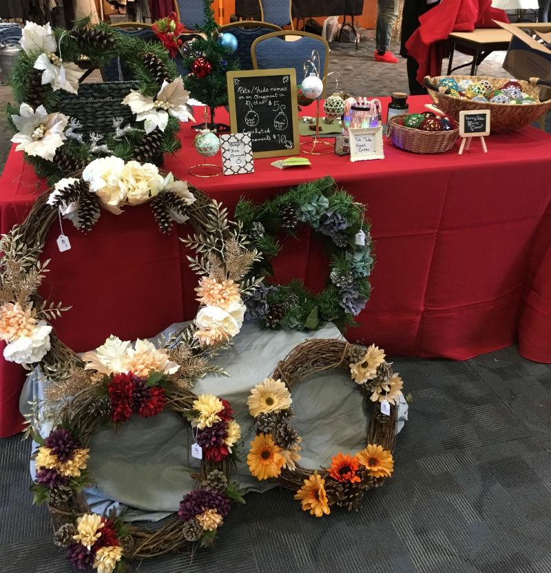 Villanova craft fair